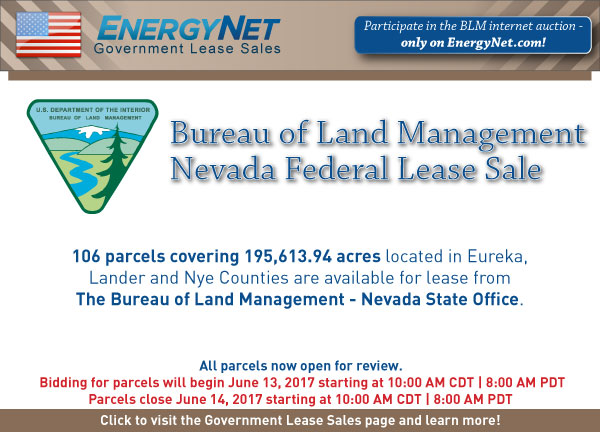 BLM Auction June2017 Nevada Updated V2