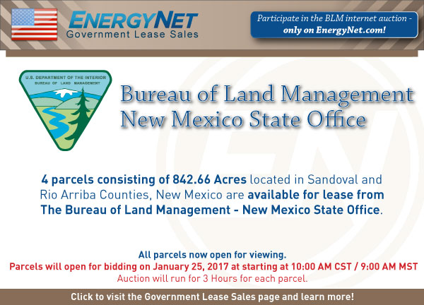 BLM Auction Jan2017 NewMexico