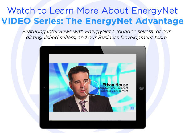 Video Series EnergyNet Advantage